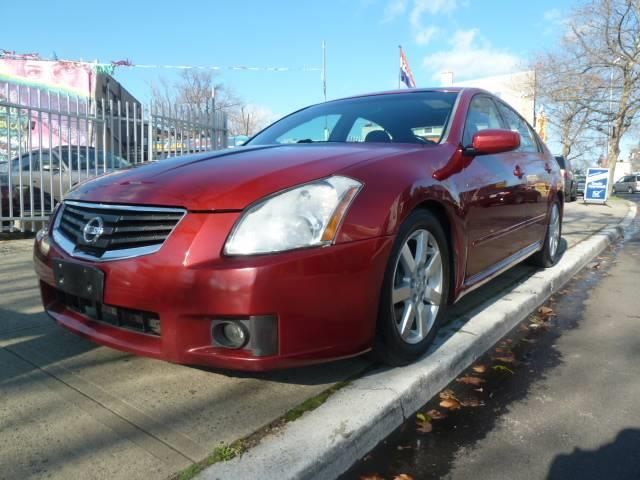 2007 Nissan Maxima