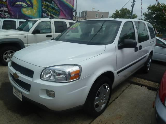 2008 Chevrolet Uplander