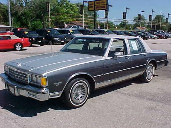 1982 Chevrolet Caprice Classic - 712 S Green Bay Rd Waukegan, IL 60085 | Used Cars For Sale