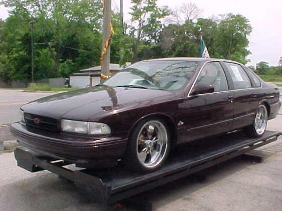 used 1996 chevrolet impala ss used cars for sale. Black Bedroom Furniture Sets. Home Design Ideas