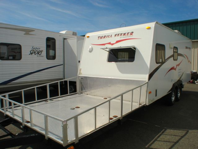 2009 STARCRAFT THRILL SEEKER 18SD TOY HAULER - Grants Pass, OR