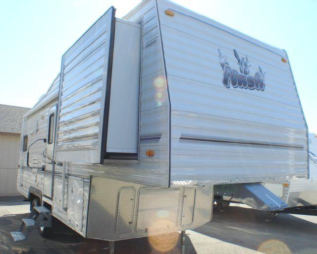 2004 NORTHWOOD NASH 27-5L DSO - Grants Pass, OR