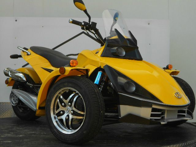 2012 Kandi Cyclone 250 Trike   Financing Available for sale