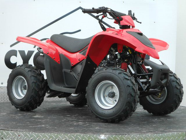 2013 Kymco Mongoose 70 for sale