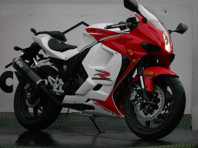 2013 Sport Bike  Hyosung GT250R -Financing Available NOW! for sale
