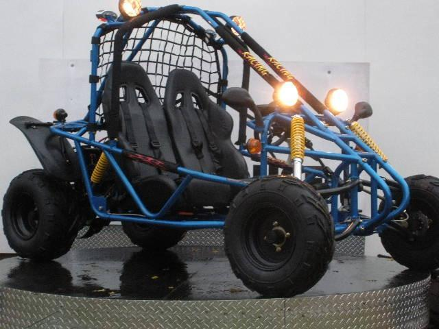 2012 Kandi 150cc 2-seat Go Kart  -Financing Available NOW! for sale