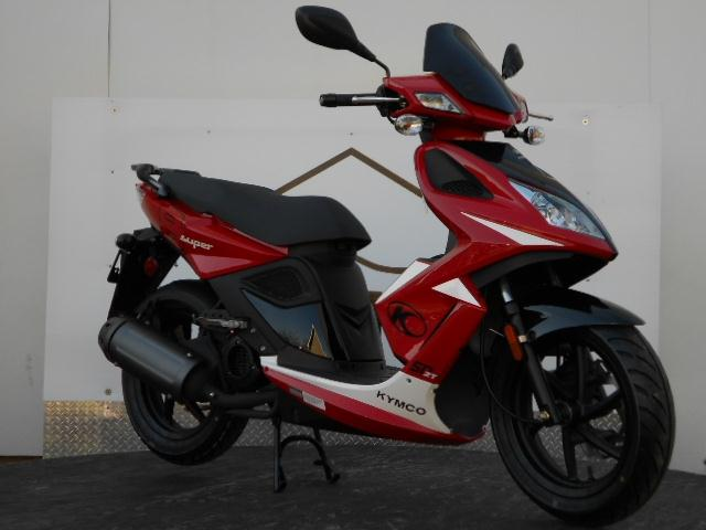 2013 Kymco Super 8 50  Financing Available for sale
