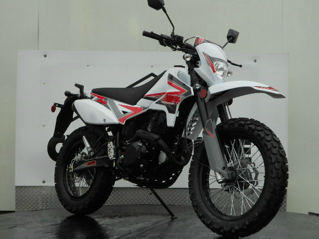 2013 SSR XF250 Dual Sport   Financing available for sale