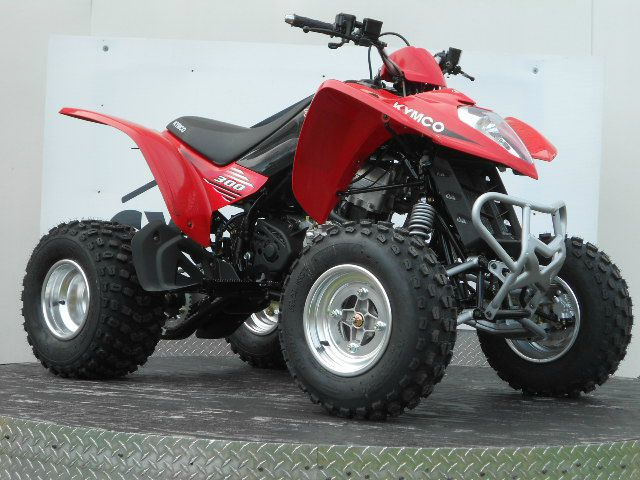 2013 ATV Kymco Mongoose 300 for sale