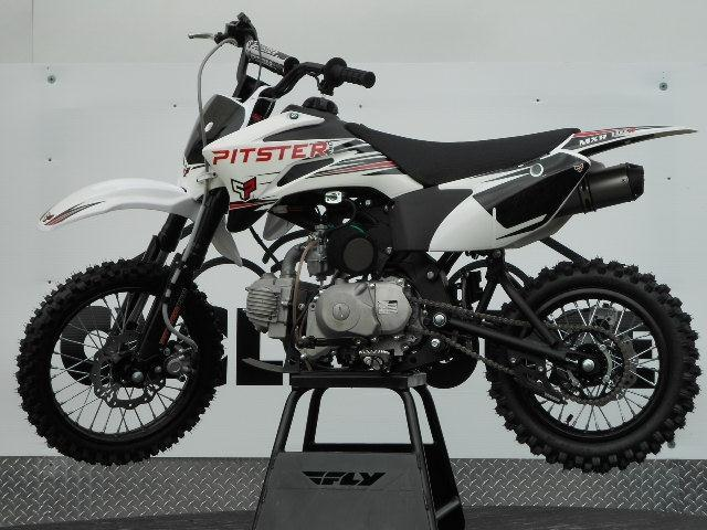 2012 PIT BIKE  Pitster MX 110cc SS -Financing Available NOW! for sale
