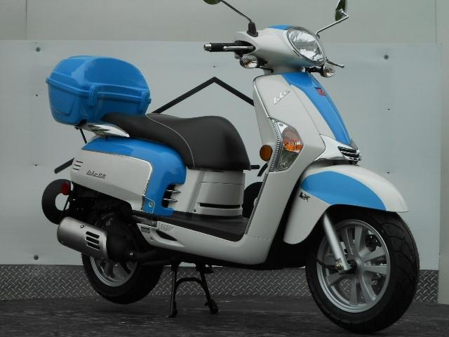 2013 Kymco Like 200i LX  Financing Available for sale