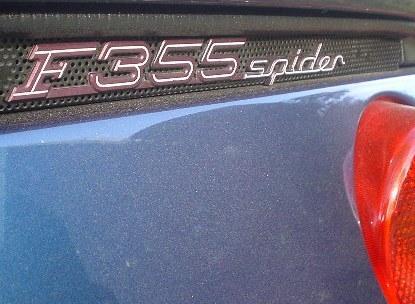 Image 3 of 1996 Ferrari F355 SPIDER…