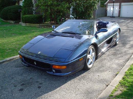 Image 9 of 1996 Ferrari F355 SPIDER…