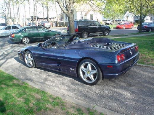 Image 11 of 1996 Ferrari F355 SPIDER…