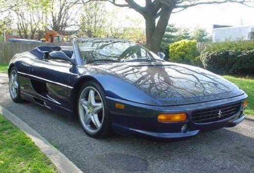 Image 12 of 1996 Ferrari F355 SPIDER…