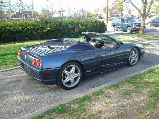Image 13 of 1996 Ferrari F355 SPIDER…