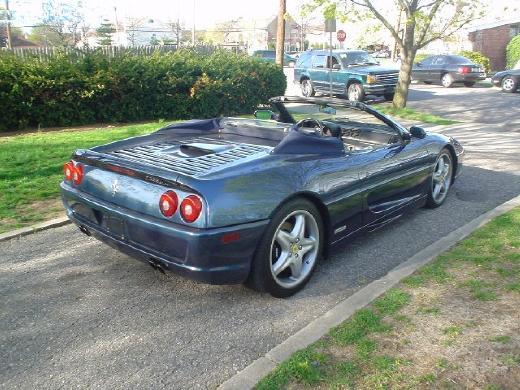 Image 15 of 1996 Ferrari F355 SPIDER…