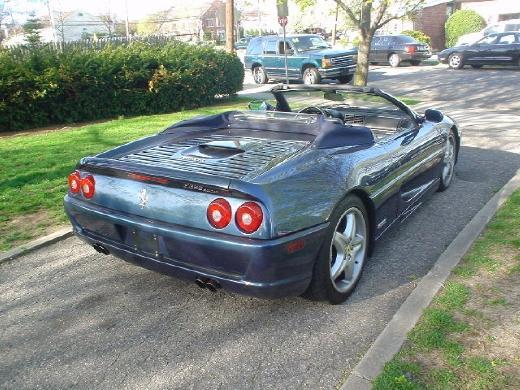 Image 17 of 1996 Ferrari F355 SPIDER…