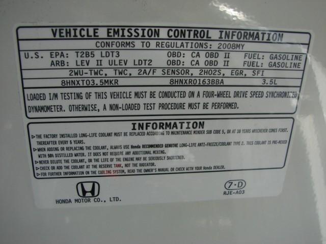 Image 7 of 2008 Honda Ridgeline…