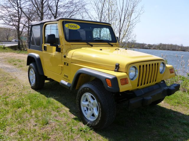 2006 Jeep Wrangler
