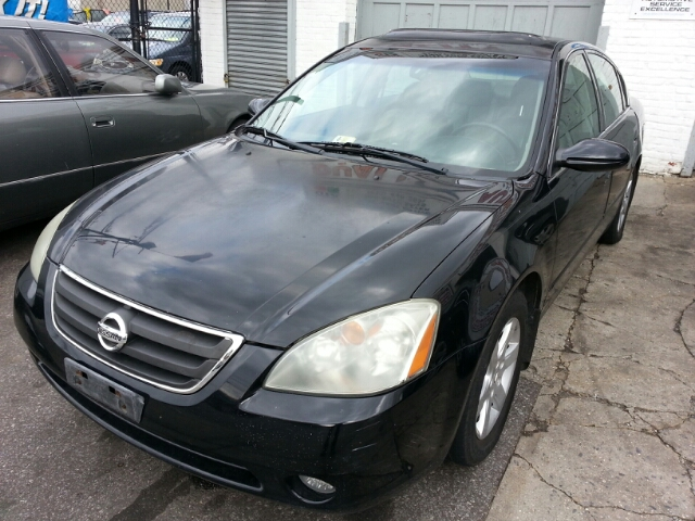 2002 Nissan Altima