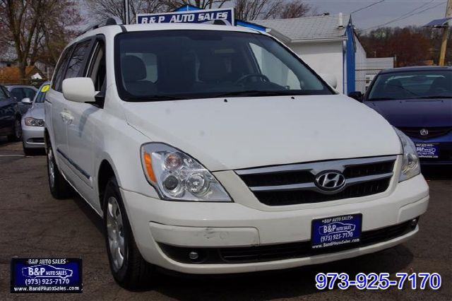 2007 Hyundai Entourage