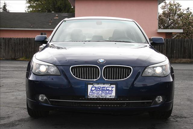 2008 BMW 5 series