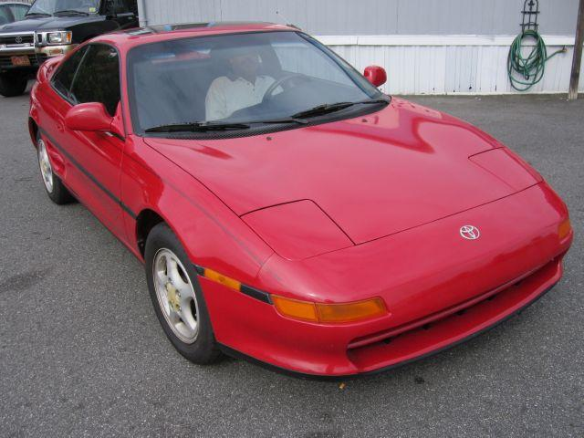 1991 Toyota MR2 Base - Concord NC