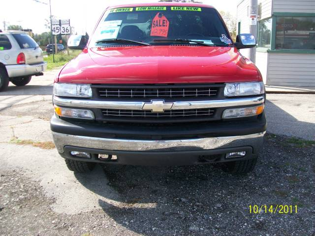Image 1 of 2002 Chevrolet Silverado…
