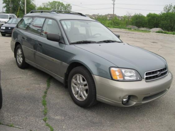 Image 1 of 2001 Subaru Outback…