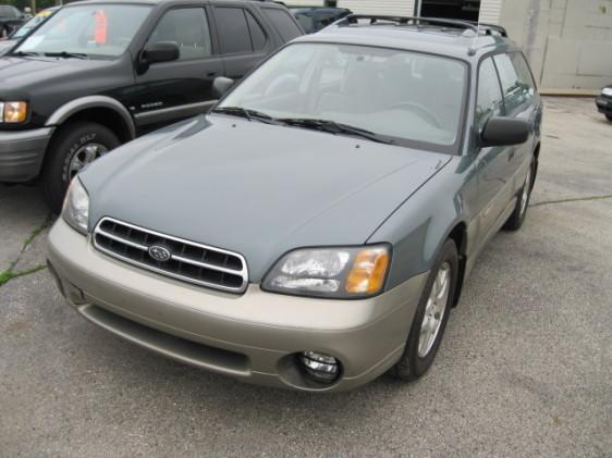 Image 2 of 2001 Subaru Outback…