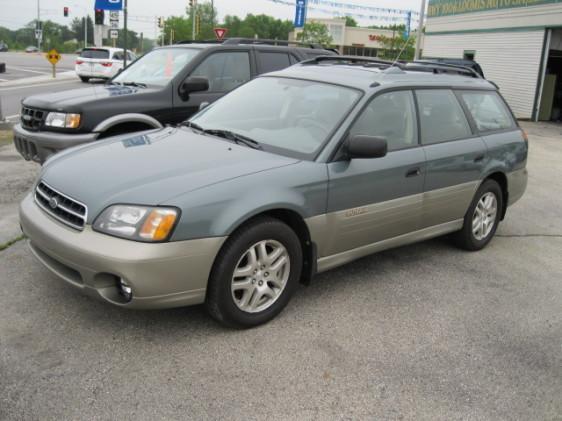 Image 3 of 2001 Subaru Outback…