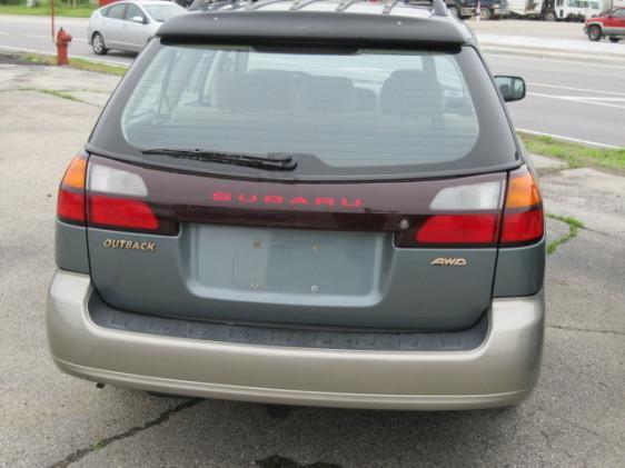 Image 4 of 2001 Subaru Outback…