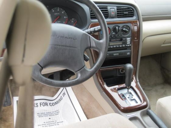 Image 6 of 2001 Subaru Outback…