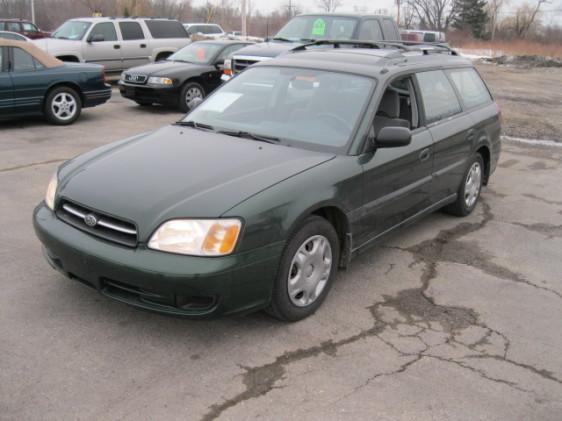 Image 1 of 2001 Subaru Legacy L…