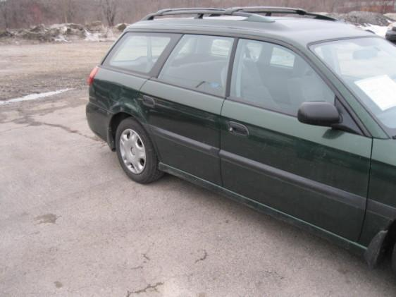 Image 3 of 2001 Subaru Legacy L…