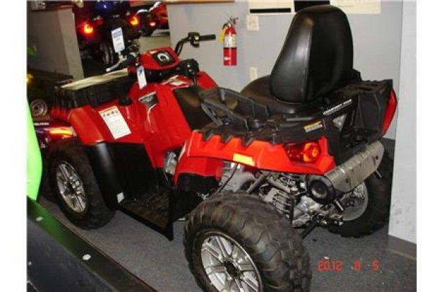 2012 Polaris SPORTSMAN TOURING 850 HO EPS  - NORTH CHELMSFORD MA