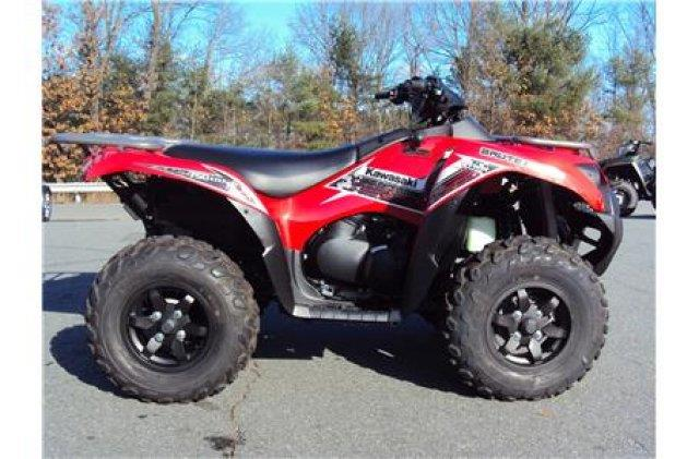2013 Kawasaki BRUTE FORCE 750I 4X4 EPS  - NORTH CHELMSFORD MA