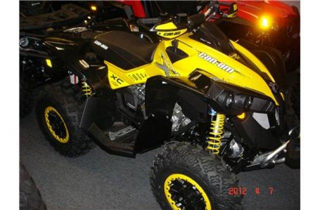 2013 Can-Am™ Renegade 800R XXC - NORTH CHELMSFORD MA