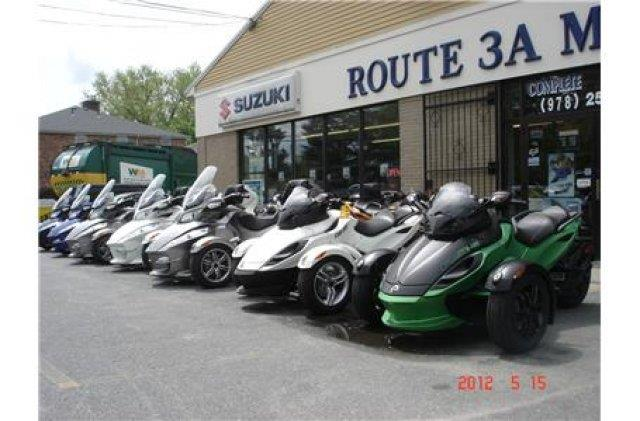 2012 Can-Am SPYDER RS  - NORTH CHELMSFORD MA