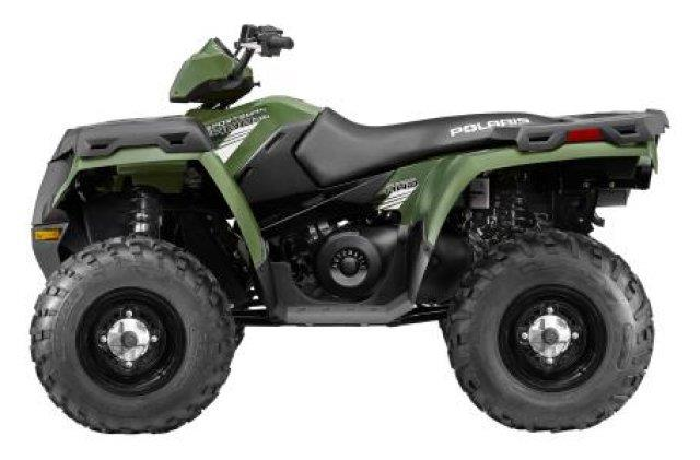 2013 Polaris SPORTSMAN 400  - NORTH CHELMSFORD MA
