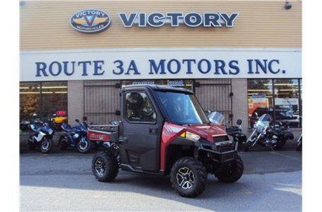 2013 Polaris RANGER XP 900 LE  - NORTH CHELMSFORD MA