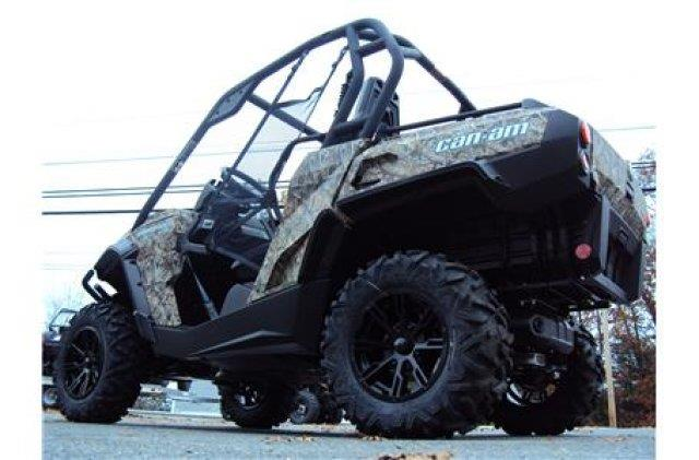 2013 Can-Am™ Commander 800R XT - NORTH CHELMSFORD MA
