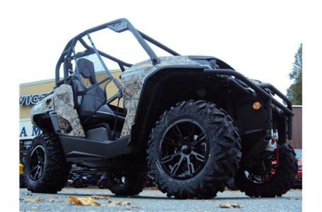 2013 Can-Am Commander 1000 XT - NORTH CHELMSFORD MA