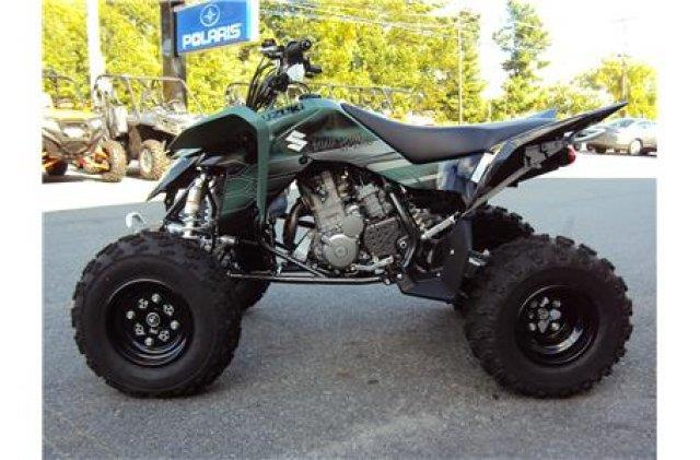 2012 Suzuki QuadSport QUADSPORT Z 400 LIMITED EDITION - NORTH CHELMSFORD MA