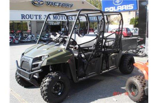 2013 Polaris RANGER CREW 800  - NORTH CHELMSFORD MA