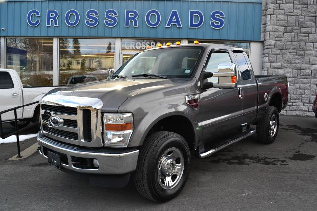 2009 FORD F350 XLT SUPERCAB 4WD grey nice truck 2009 ford f-350 xlt with only 49k miles powe