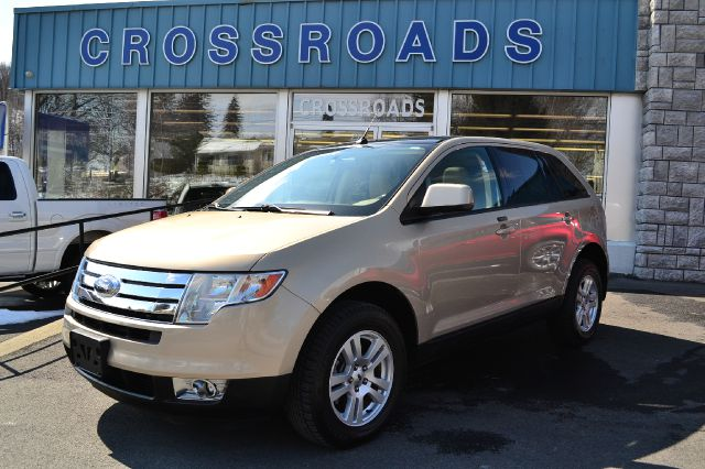 2007 FORD EDGE SEL AWD tan low mileage  great options 2007 ford edge sel awd with only 62k mi