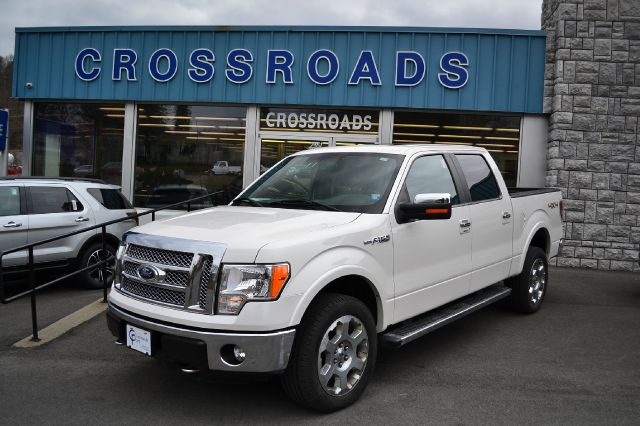 2011 FORD F150 LARIAT SUPERCREW 4WD white awesome truck only 43k miles on this fully loaded 2011