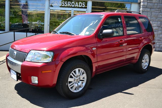 2006 MERCURY MARINER PREMIER 4WD red nice suv 2006 mercury mariner premier 4wd power moonro